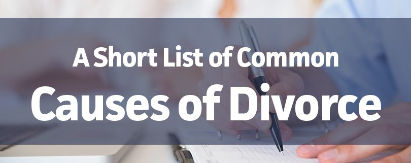 a-short-list-of-common-causes-of-divorce