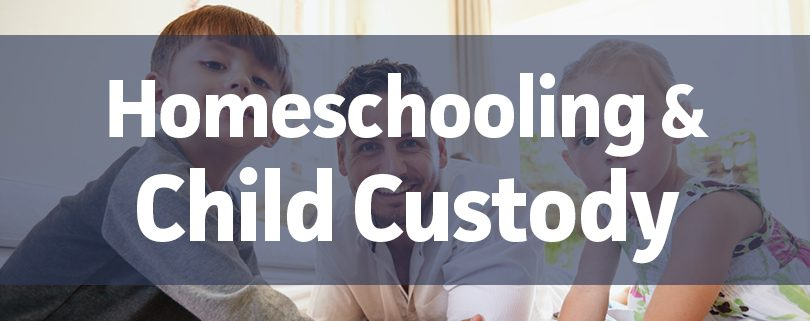 homeschooling-and-child-custody
