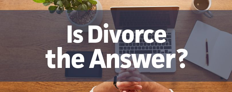 is-divorce-the-answer
