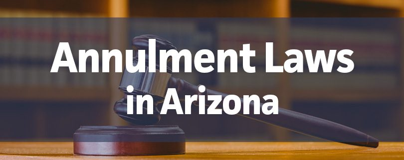 annulment laws in arizona