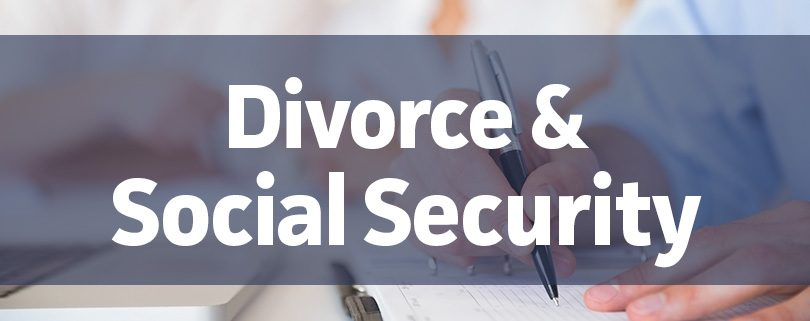 divorce and social security