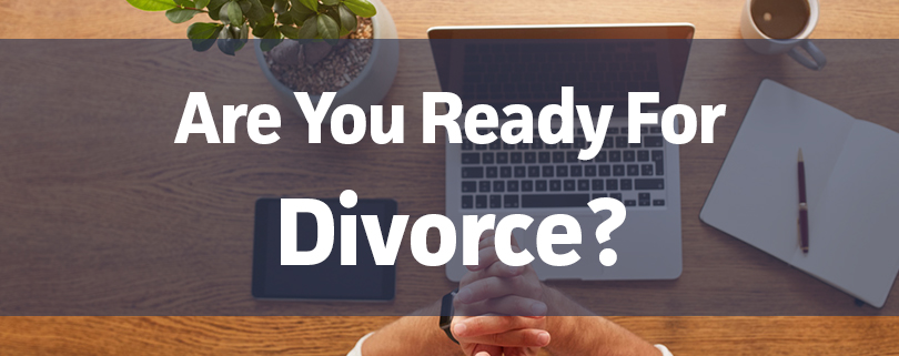 How to know you re ready for divorce